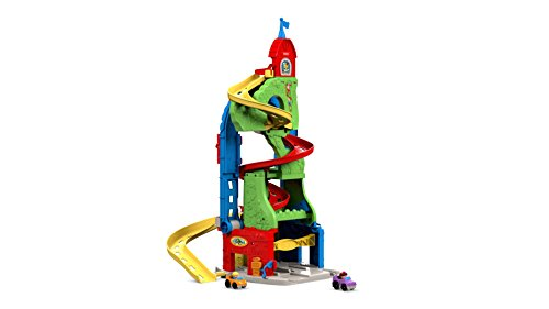 [Fisher-Price Little People Sit 'n Stand Skyway] (Fisher Price Car Toy)