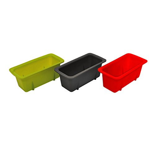 Starfrit Silicone Mini Loaf Green product image