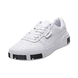 Puma Damen Cali Bold WN's' Sneaker, White-Metallic Gold 01, 38 EU 9