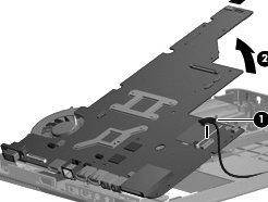 HP 615580-001 SPS-PCA SYSTEM BD DIS HDMI HD5470/512MB