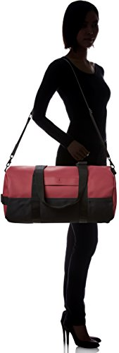 Rains Rojo Stone 50 30 Duffle Duffel Red Travel cm Scarlet Grey liters BO6rBwqx