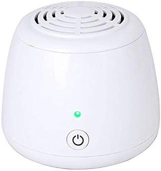 CYZ Purificador de Aire Real HEPA Filtro Negativo Ion generador refrigerador Desodorante Inteligente sincronización para Eliminar Olor formaldehído ácaros del Polvo bacterias: Amazon.es: Hogar