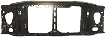 Partslink Number GM1225268 Sherman Replacement Part Compatible with Chevrolet Aveo-Pontiac Wave Radiator Support