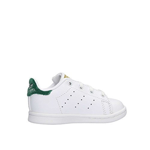 Sneaker adidas i Ftwbla Stan Unisex Veruni Smith Ftwbla Bimbi Bianco 6xSFRqT