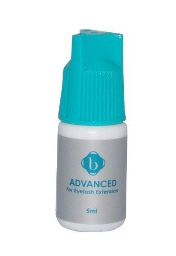 30c0ce8de74 Amazon.com : Eyelash Extension Glue for Sensitive Eyes 5ml + 3 glue rings :  Fake Eyelashes And Adhesives : Beauty