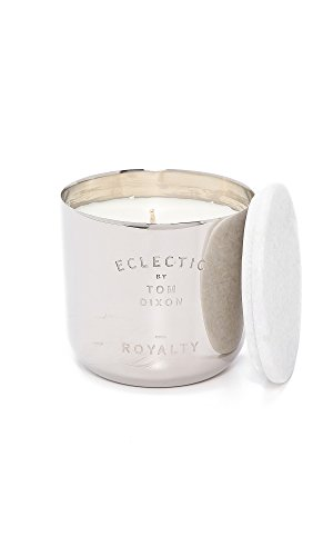 Tom Dixon Scented Candle, Royalty - Medium - Silver