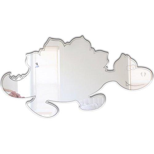 Mungai Mirrors 0312 Baby Stegosaurus Acrylic Mirror