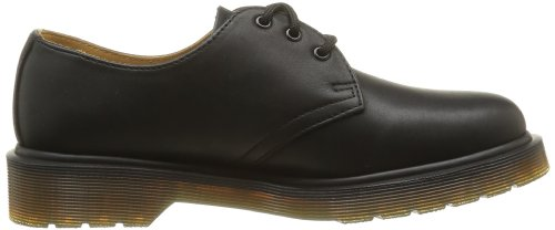Mixte Chaussures Adulte Dr 1461 Smooth Pw Noir Martens Ville De qxOwg0C