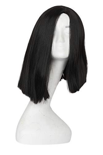 Alita Cosplay Wig Xcoser Battle Angel Main Character Cosplay Wig Hair for Women -