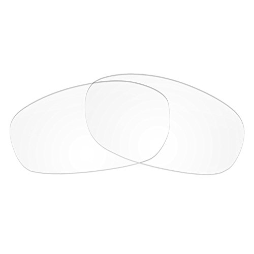 Revant Replacement Lenses for Tifosi Wisp Crystal Clear (Spare Lenses Clear)