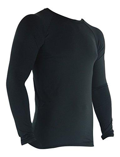 Free BJJ RASH GUARD FOR MEN - Long Sleeve Brazilian Jiu Jitsu Compression Shirt