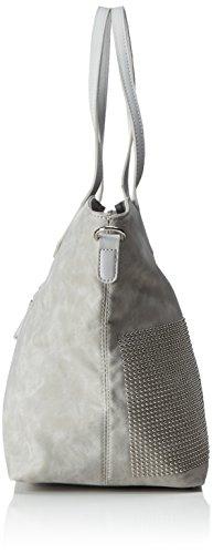 Grau Formato Donna H1357 Un Rieker Borse grigio qSxtgatPBw