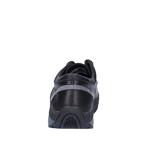 Castlerock por Black MBT Jelani Hombre Low de Estar Chill Zapatillas II Negro para Casa O1Oq4pwHSn