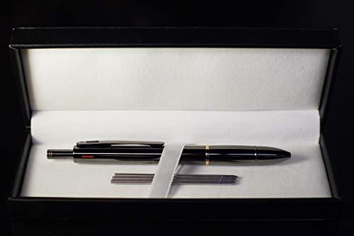 Yasutomo Quad Point Platinum Pen Set with TP2001 Platinum pen and 3 additional quad pen refills