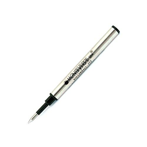 Monteverde Mini Roller Ball To Fit Monteverde Mini Jewelria Pens, Black, 50 Pack (J224BK) (Roller Mini Refill Ball)