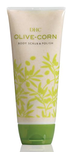 DHC Olive Corn Body Scrub and Polish