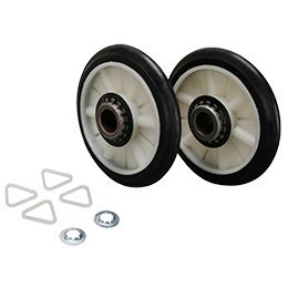349241T DRYER DRUM ROLLER KIT FOR WHIRLPOOL KENMORE SEARS (2 PACK)