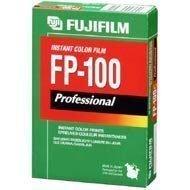 Fujifilm Fujicolor Professional FP-100C Color Instant Film - ISO 100 - 10 exposures - 10 Pack by Fujifilm (Image #1)