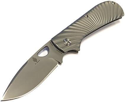 Kizer Cutlery Ki3507 Zipslip Folder 2.84
