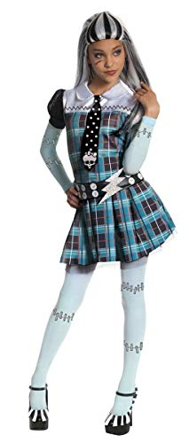 Monster High Frankie Stein Costume - One Color - Medium