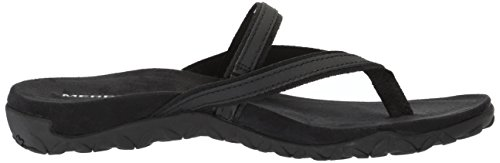 Post Ari Womens Black Flip Flop Terran ladies Merrell Breathable Sandals gwIxqfHaan