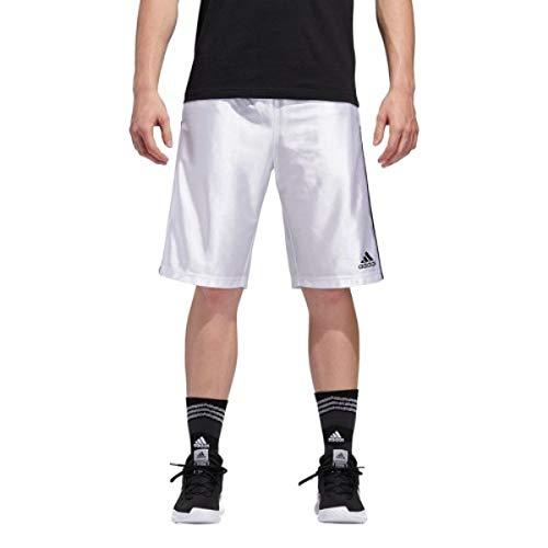 (アディダス) adidas メンズ バスケットボール ボトムスパンツ New Basic 4 Shorts [並行輸入品] B07HCBZWWQ   Small