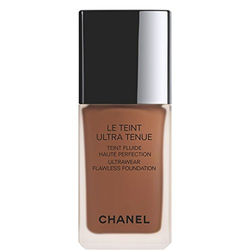 Chanel LE TEINT ULTRA TENUE Ultrawear Flawless Foundation # 152 Chocolat New in Box