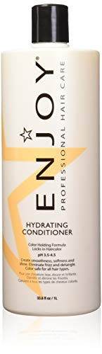 Enjoy Hydrating Conditioner, 33.8 Ounce