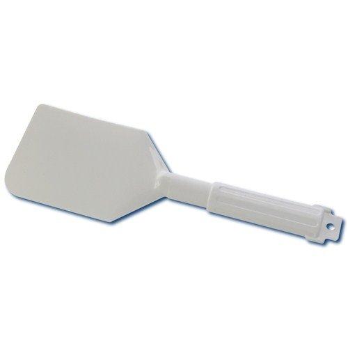 Dynalon 490834, Nylon Rigid Blade Spatula Scraper, Pack of 5 pcs