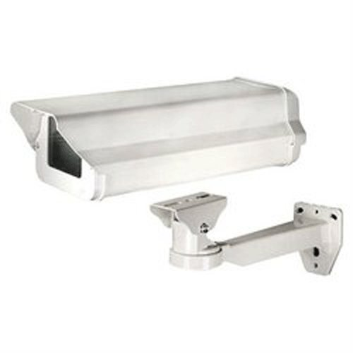 VideoSecu Security Camera Housing Outdoor Weatherproof CCTV Surveillance Housing Mount Enclosure Built (Housing Enclosure)