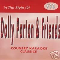 - DOLLY PARTON & Friends Country Karaoke Classics CDG Music CD