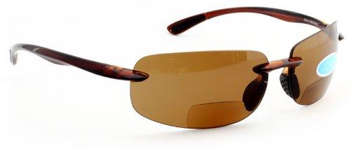 Polarized Bifocal Sunglasses Maui Island Style with Polyc...