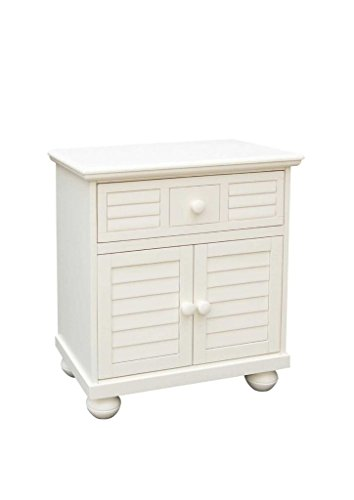 Beach View Door Nightstand (Door Non Hand Corner Cabinet)