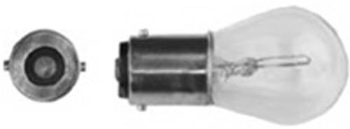 EIKO 1156 12.8V 2.1A / S-8 SC Bayonet Base, Turn Signal, Reverse Light or Brake Light Bulb, Miniature Indicator Lamp, (Pack of 10)