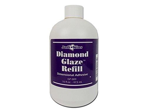 Judikins Diamond Glaze Refill - Glaze Ounce 16