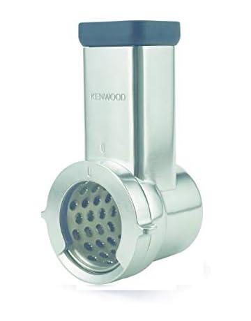 Kenwood KAX643 Accesorio Cortador Giratorio Compatible con Robots de Cocina Chef y KMix, Plateado
