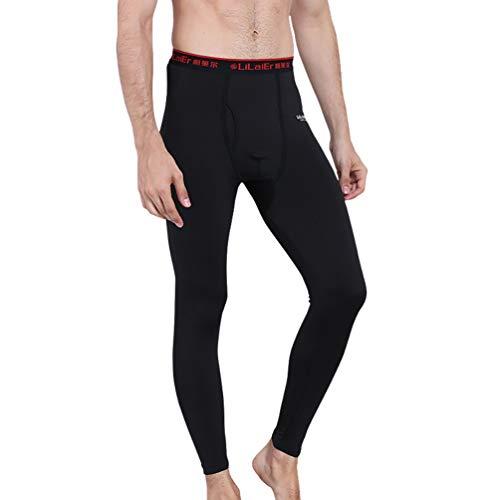 Nacola termici da neri Pantaloni uomo pantaloni Ur0WqnrAa5