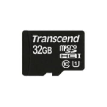 Transcend TS32GUSDCU1 - Tarjeta microSDHC UHS-I (32 GB) sin ...