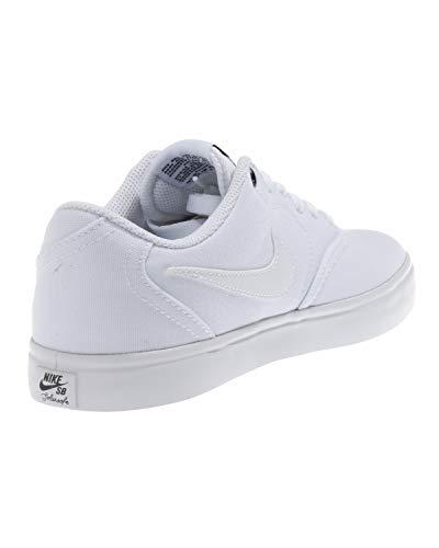 Check Skateboard 110 white Solar Wmns Nike Femme Chaussures white De Sb black Cnvs Blanc EqZxOw0