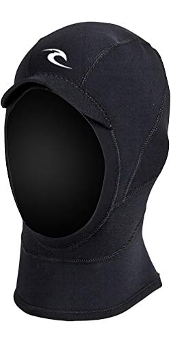 (Rip Curl WHOOAE 2mm E Bomb Surf Hood)