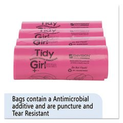 Tidy Girl - Tidy Girl Feminine Hygiene Sanitary Disposal Bags