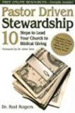 Pastor Driven Stewardship, Rod Rogers, 1933285400
