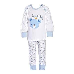 Smart Baby Multi Color Sleepwear For Boys
