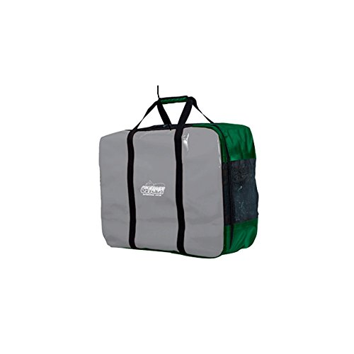 Outcast Float Tube Bag, Green (Outcast Float Tube)