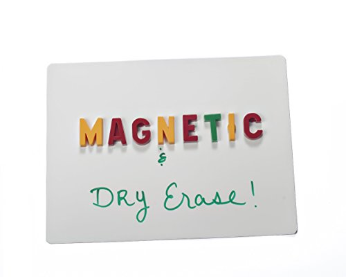 Double Magnetized Dry Erase White Sheets - 12'' X 18'' - 1 Sheet by Discount Magnets