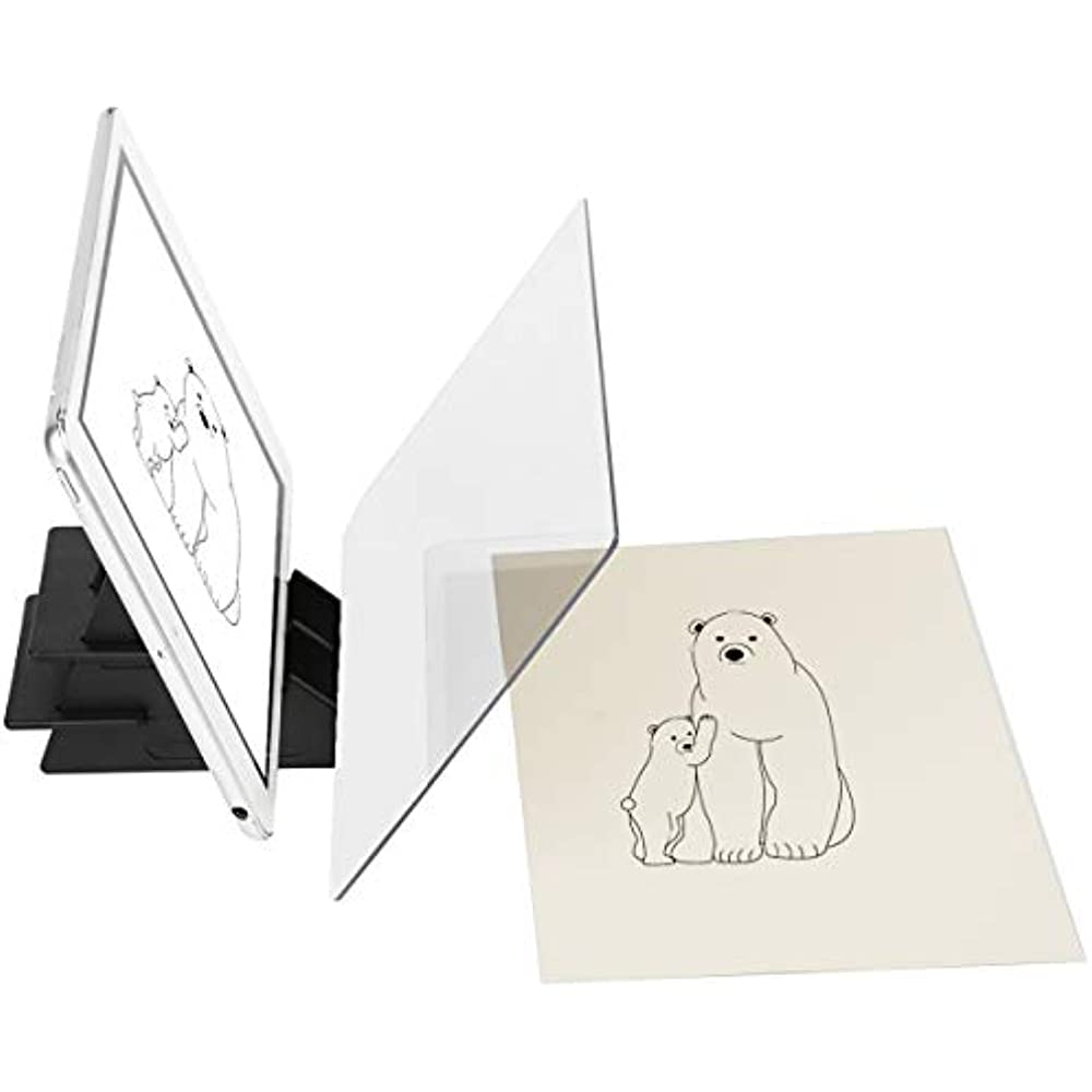 Details about Holo Sketching Kit, Optical Drawing Board, Easy Tracing  Drawing, Tool, Picture