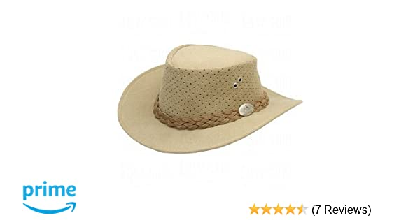 0285a98ad Aussie Chiller Outback Bushie Chiller Golf Hat - Blond - X-Large