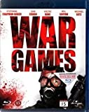 War Games (BLU-RAY) **NORDIC IMPORT** UK COMPATIBLE WITH ENGLISH SOUND