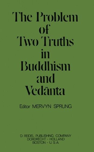 Download The Problem of Two Truths in Buddhism and Vedānta Pdf