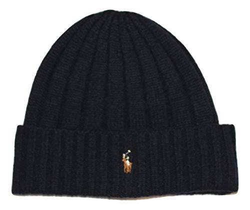 anie Hat Wool Cap Winter Navy ()